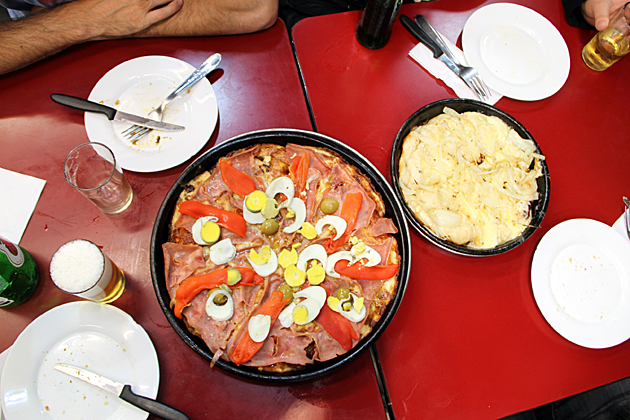 Pizza Morron