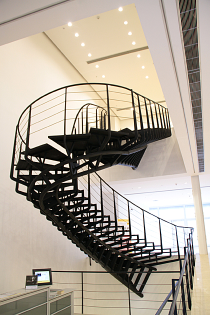 Rollercoaster Stairs