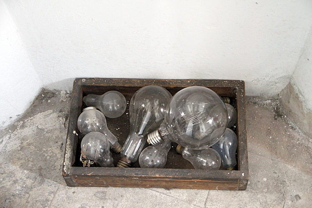 Old Light Bulbs