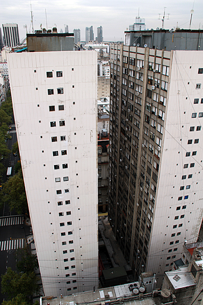 Skyscrapers Buenos Aires