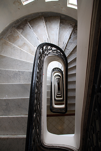 Stairs Buenos Aires