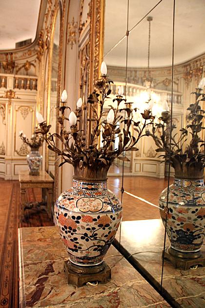 China Vase Lamp