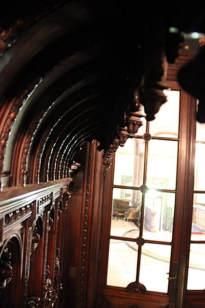 Wood Arche