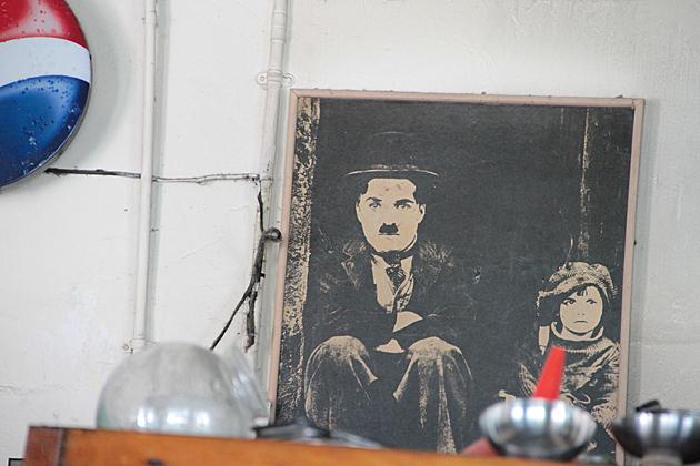 Charilie Chaplin Buenos Aires
