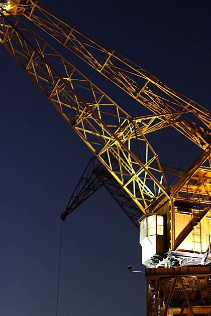 Crane Buenos Aires
