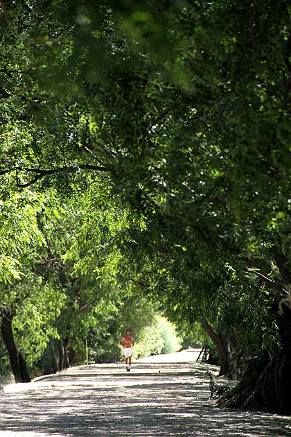 Jogging Buenos Aires