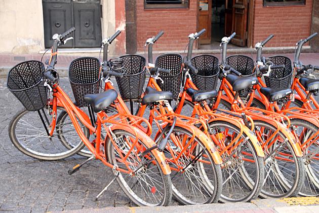 Orange Bike Buenos Aires