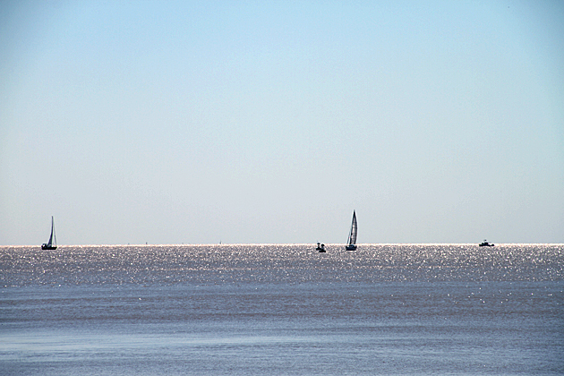 Sailing Buenos Aires