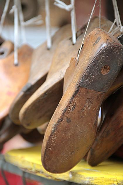 Wooden Shoe