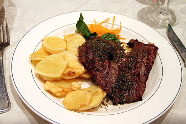 Tango Steak