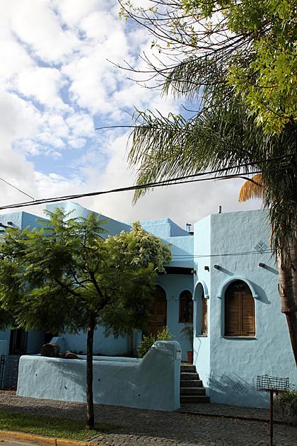 Casa Azul Tigre