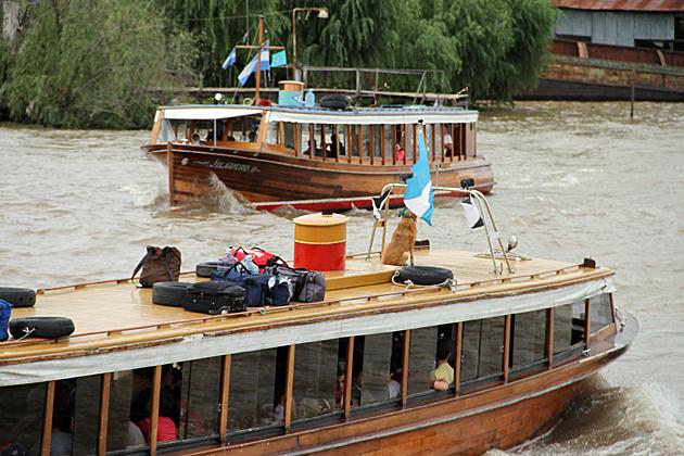Tigre Boat Taxi