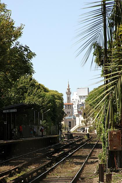 Mosque Train