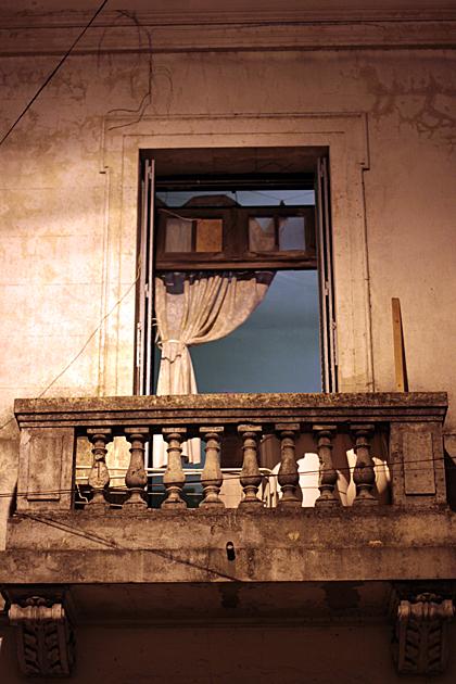Evita Balcony