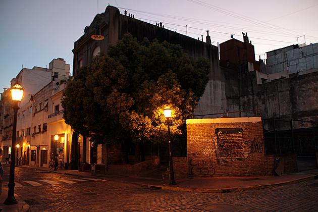 San Telmo Calle
