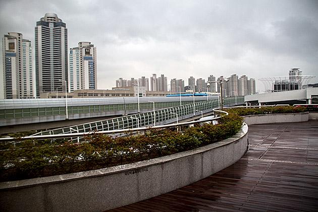 City Scape Korea