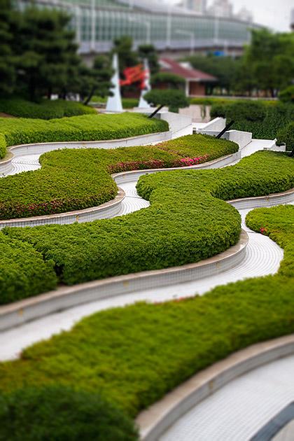Modern Garden Busan
