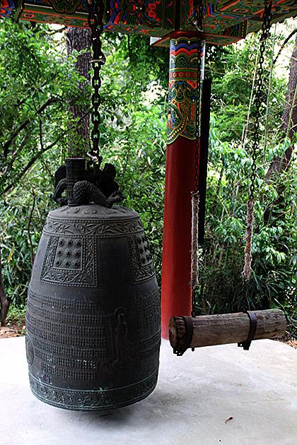 Korean-Buddha-Bell