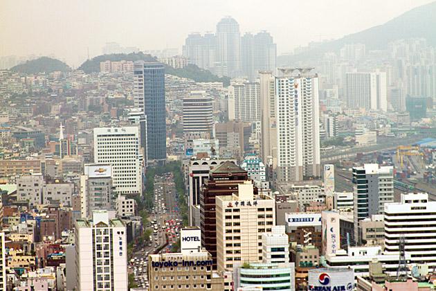 Korean Airline Busan