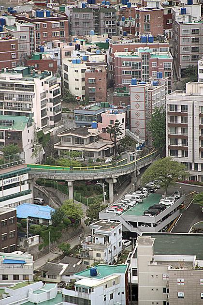 Parking In Busan
