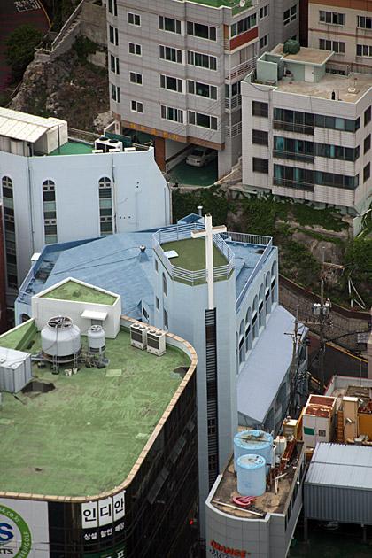 Skyscraper Church Busan