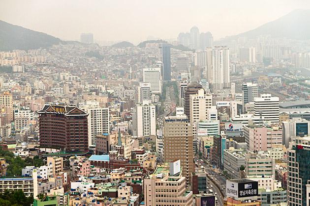 Tradidtional Hotel Busan