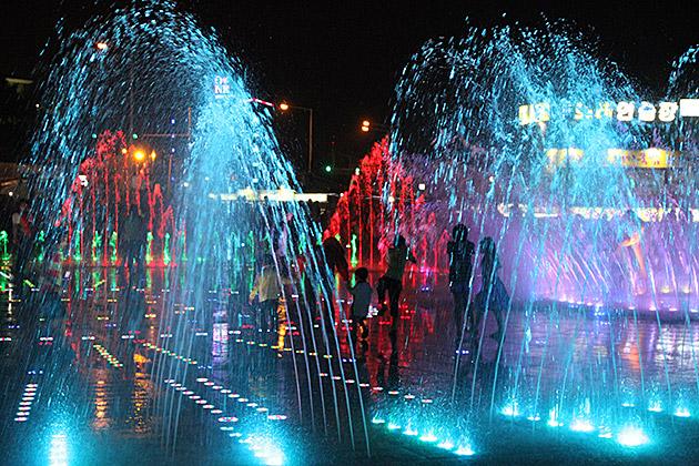 Busan Fountain