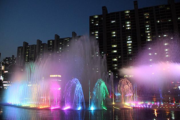 Fountain Busan
