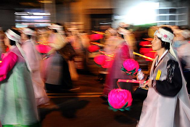 Lotus Lantern Busan