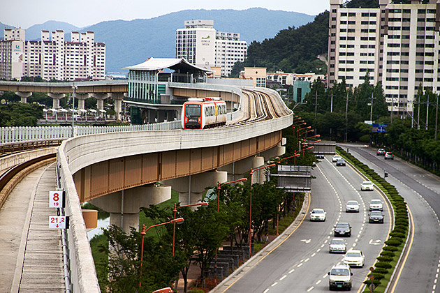 Busan Metro Purple Line