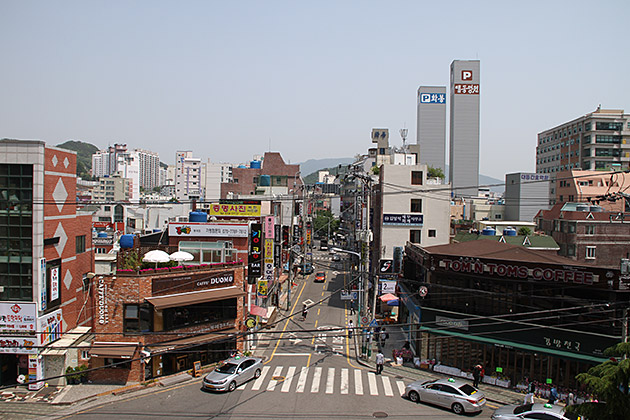Busan Intersection