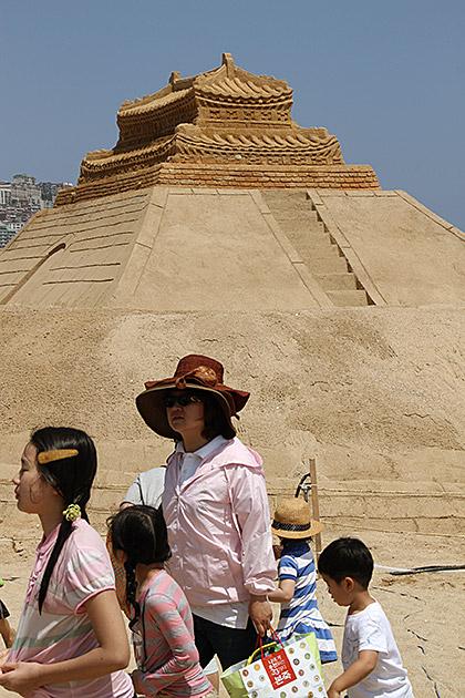 Sand Castle Busan