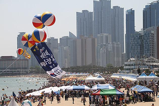 Sand Festival Busan 2012