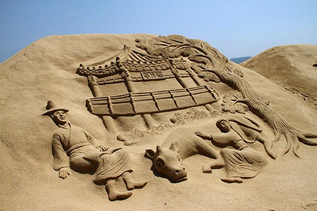 Sand Temple