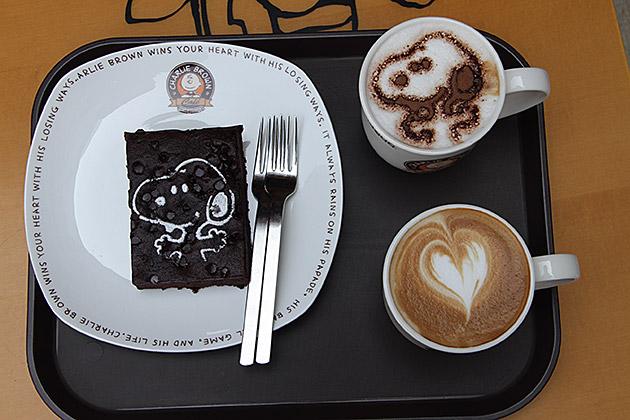 Charlie Brown Coffee Shop