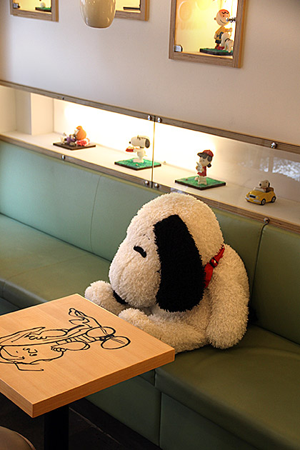 Lonely Snoopy