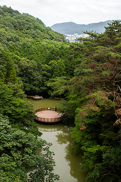 Hiking Busan