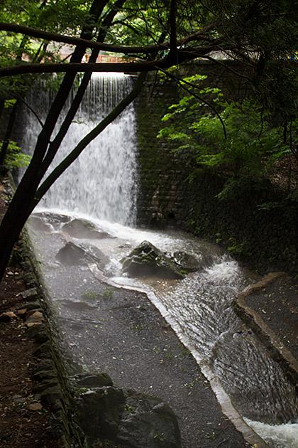 Korea Waterfalls