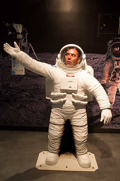 Korean-Astronaut