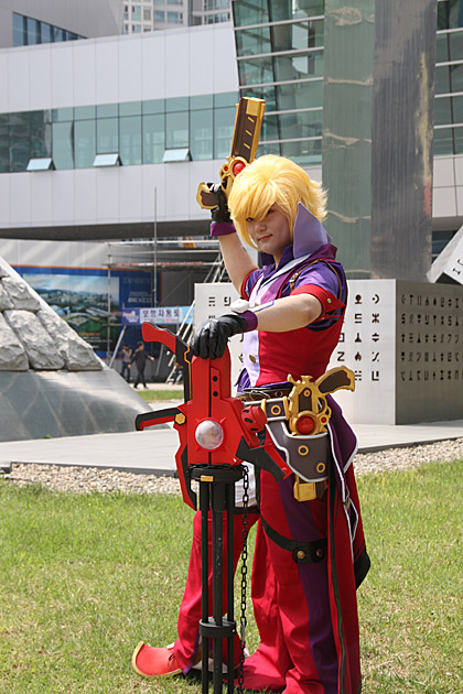 Cosplay Korea