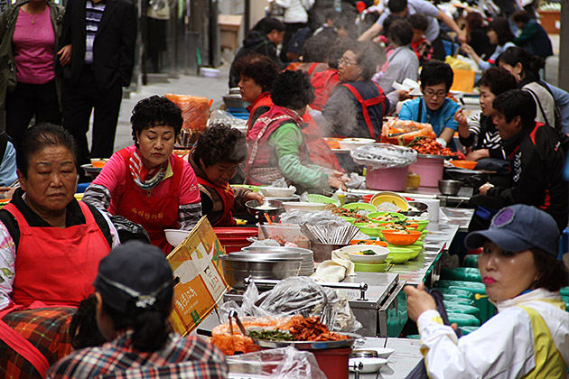 Street Food Blog