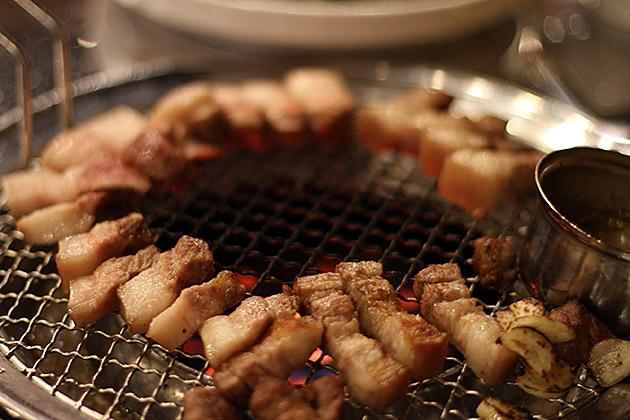 Bacon BBQ Busan