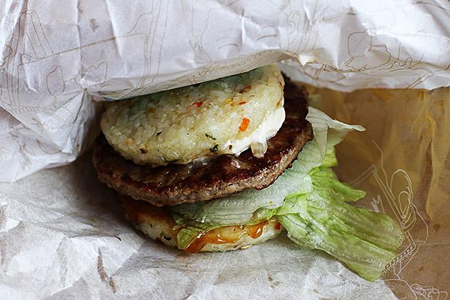 Bulgogi-Rice-Burger