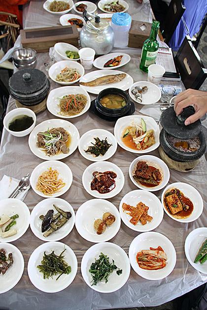 Yeongyang-Dolsotbap