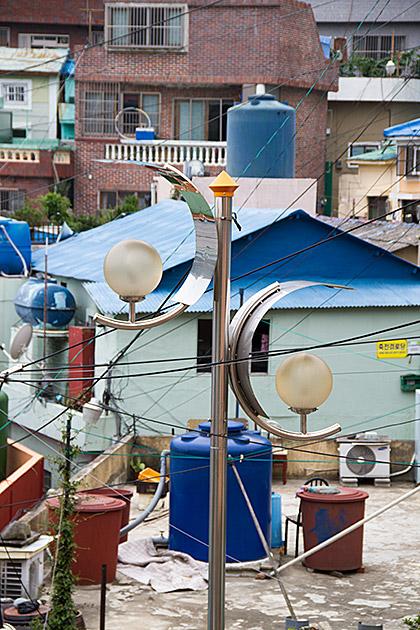 Busan Street Lights