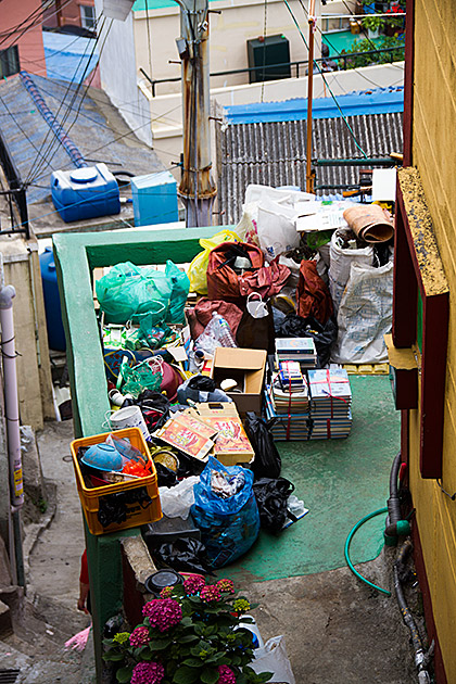 Korean Messy