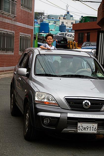 Schumi in Korea