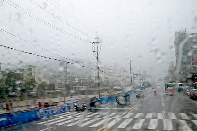 Monsoon-Korea