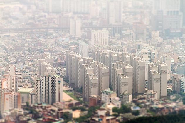 Skyscrapers Busan