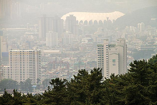 Weird-Architecture-Busan